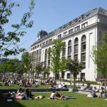 compte Twitter université Paris Diderot
