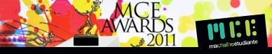 mce awards 2011