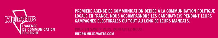 MILLE-WATTS ǀ l'Agence de Communication Politique